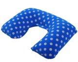 PVC gonfiabile di U-Figura che si affolla cuscino di viaggio