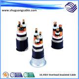 Низкий уровень дыма/Галогенов/PE изолированный/гибкой/PE пламенно/кабель компьютера