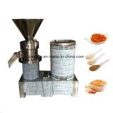 Manteiga de amendoim industrial que faz a alimento a máquina colóide do moedor do fabricante do moinho