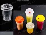 Copo plástico descartável da venda quente com logotipo personalizado com bom preço