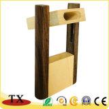 Bastone di legno del USB per i prodotti del punto di promozione