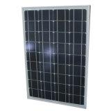 Monocrystalline 60의 세포 태양 전지판