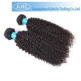 Великолепные бразильского Kinky вьющихся волос черный
