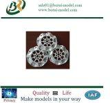 Pièces de précision en aluminium d'usinage CNC