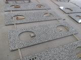 De grote Bovenkant van Countertop&Vanity van de Keuken van het Graniet van de Bloem