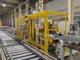 Machine de test intermédiaire de fuite de cylindre