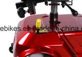 電気移動性のスクーター先輩のためのそして禁止状態にされる