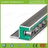 Het goede Materiële Spoor van de Gids van de Transportband van het Deel Plastic type-Ckg 14h