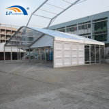 Trade Show Event를 위한 주문을 받아서 만들어진 Aluminum ABS Wall Exhibition Tent
