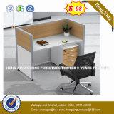 Long Jingmélamine couleur laminé de hêtre Office Desk (HX-8NR0068)