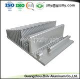 LED 거리 조명을%s 큰 양극 처리된 알루미늄 밀어남