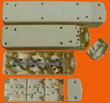 europäische Streifen-Kontaktbuchse und Schalter der Extensions-5-Way mit der Erdung (E9005ES)