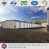 Sinoacme는 문맥 프레임 빛 강철 구조물 창고를 조립식으로 만들었다