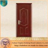 Deshengの植民地現代木製のドアデザイン