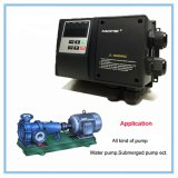Mecanismo impulsor profesional del motor de CA del inversor 50Hz 380V de la frecuencia del surtidor 0.75-11kw
