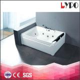 La bañera del masaje de 2 personas, TV con el fabricante libre de radio del cuarto de baño dos, producto de la bañera de Foshan modela K-8835A