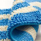 SEBS 최신 용해 접착제 접착성 역행 얇은 목욕탕 셔닐 실 매트