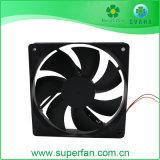 120*120*25 DC Ventilateur de refroidissement Axial Ce, RoHS, UL, Reach approuvé
