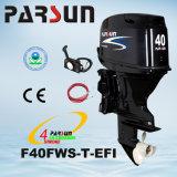F40FWS-T-EFI 40HP EFI Motor-Boot Außenbord