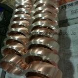 De Staaf van Copperround van het Beryllium C17510 C17410 C17460 van C17200 C17500, de Strook van het Koper van het Beryllium/Blad/Plaat/Staaf