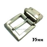고품질 금속 아연 합금 복장을%s 뒤집을 수 있는 버클 Pin 벨트 죔쇠는 의복 단화 핸드백 (XWS-ZD575, ZD001를 띠를 맨다--ZD003)