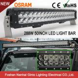 На рынке 50дюйма светодиодная лампа osram бар для просёлочных дорог джип (GT3106-288W)