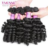 Yvonne Comercio al por mayor extensión de cabello virgen Nueva textura Fumi Cabello