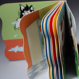 Stampa su ordinazione di Pantone o Colourful di colore della scheda del banco del libro infantile