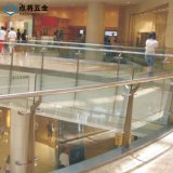 상점가를 위한 Xiamen 공급자 튼튼한 알루미늄 난간
