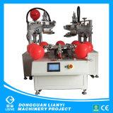 Ballon de l'imprimante de l'écran plat de la machine avec table rotative