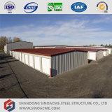 Sinoacme Pórtico de prefabricados de estructura de acero de la luz de almacén