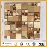 Цветное стекло строительных материалов плитки пола/зеркало/кристаллический мозаика