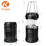 Usine Kongjia Pricecamping Lampe à LED lanternes de camping pliable facile