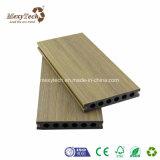 Da fábrica ao ar livre da plataforma de Foshan assoalho plástico de madeira do composto WPC