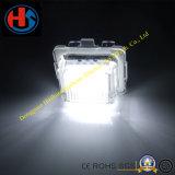 벤츠 W204 제 2 4D 5D W205 W216 W212 W218 W221 W231 W222 (HS-LED-003)를 위한 LED 차 빛 뒤 번호판 램프