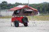 道旅行トレーラーのテントのトレーラーのキャンピングカートレーラーを離れた熱い販売