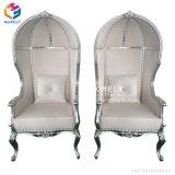 Re poco costoso di prezzi di alta qualità di Elgant Morden/re Chair della regina per la cerimonia nuziale