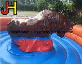 Sport-Spiel-aufblasbare Bull-Reitmaschine für Verkauf