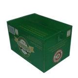 24 contenitori di imballaggio di carta delle bottiglie da birra
