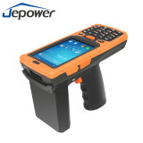 Jepower Ht380A androider Stützbarcode der Industrie-PDA/Nfc/RFID/WiFi/3G/RS232