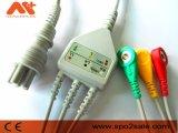 Cable de una sola pieza de Colin Bp88s ECG