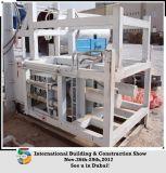 乾燥部屋600*550*100が装備されているギプスのブロックの生産ライン