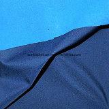 Micro poliéster tejido de la piel de melocotón pegados al tejido de punto para Chaquetas