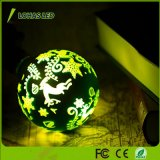 No es regulable G95 decorativo Globe Lámpara de LED blanco cálido E26 para la decoración de fiesta