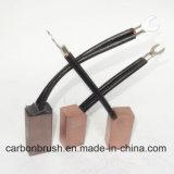 Fornece cobre Escova de Carvão J164 para o Motor de corrente contínua