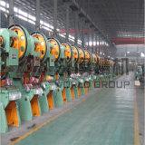 Imprensa de potência mecânica da série J23 máquina da imprensa de perfurador da máquina de perfuração do metal de 100 toneladas
