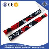 Impressão personalizada de pulso 15*350 mm pulseira de tamanho com Trava de Aço