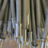Boyau chaud de métal flexible de vente avec des garnitures