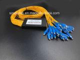 PLC van de Plastic Doos van Gpon Epon van de Kabel van de vezel 1X32 de Schakelaar van Scapc van de Splitser