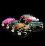 Aborde les appâts leurres de pêche avec l'anneau de perles (GNFL02-03)